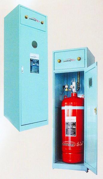 无管网气体灭火系统(柜式气体灭火装置)