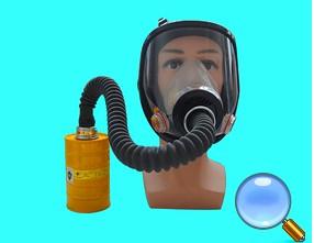 TF-AL型(配中型滤毒罐+0.5m导气管)